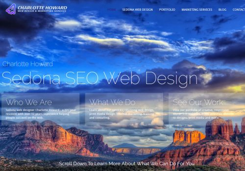 sedona-web-design