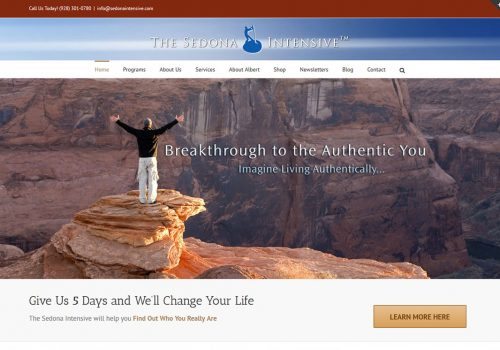 sedona-website-design